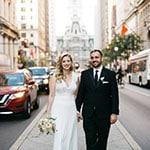 Susan Stolting and Jim Mills wedding photo